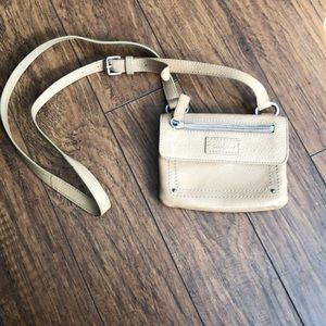 Small brown crossbody!